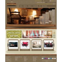 Furniture Store Template 3