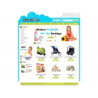 Childrens Store Template 2