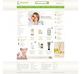 Medicine Store Template 3