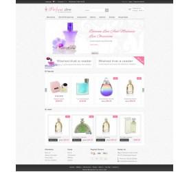 Perfume Store Template
