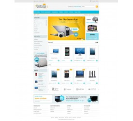 Electronics Store Template 2