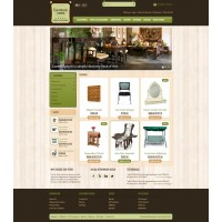 Furniture Store Template 2