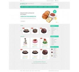 Sweet Bakery Template