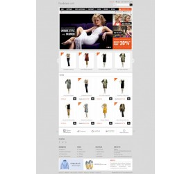 Fashion Store Template 1