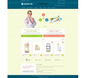 Medicine Store Template 1